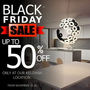 Black Friday Sale Lighting