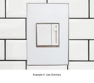 example4 use dimmers