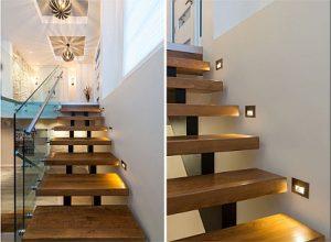 LEDme Modern Staircase