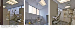Winnipeg Family Dental Centre Patient Area