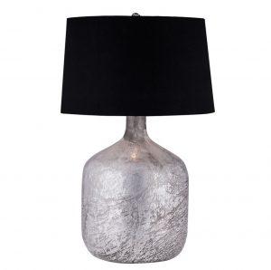 Mercury Glass Jug Lamp
